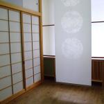 Flächenvorhang Japanpapier Transparent Kreise -640x480-opt