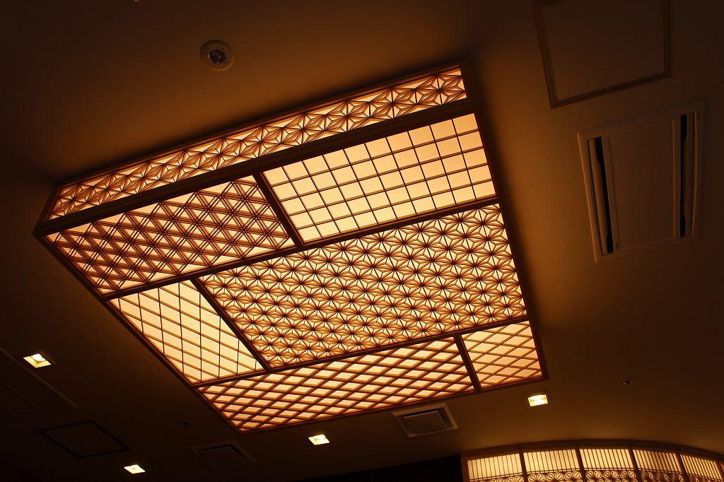 Kumiko zaiku sprossenrahmen f r leuchten for Raumgestaltung 360