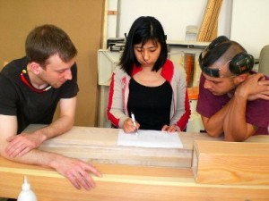 Stellenangebot Tischler bei Takumi Japanische Raumgestaltung in Berlin